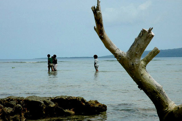 Vuanatu Sea Level Rise