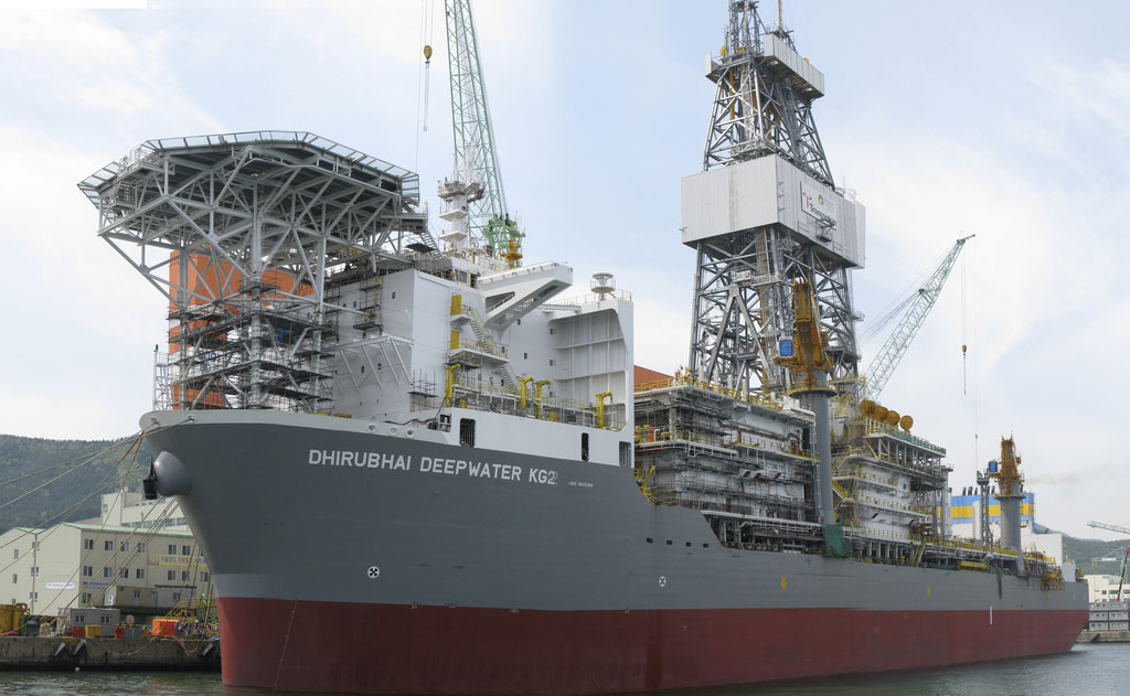 Transocean claims record sea depth for oil drilling