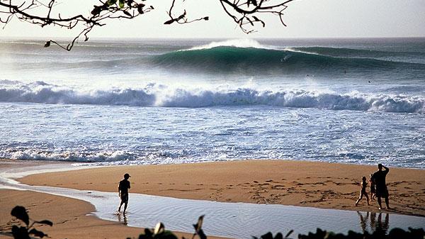 Low Tide Rising, Hawaii; By Branden Aroyan