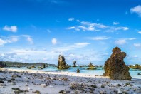Nauru use UN spotlight to confront developed world over climate change