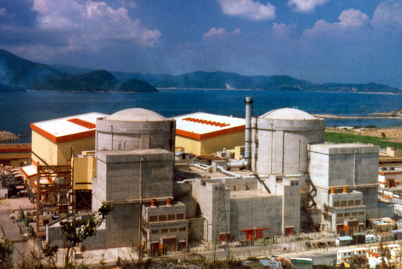 Asia Nuclear Reactors Face Tsunami Risk
