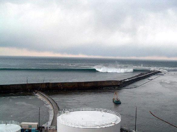 Fukushima-Daiich-tsunami