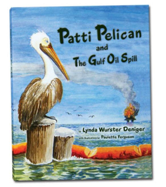 Patti Pelican and the Gulf Oil Spill