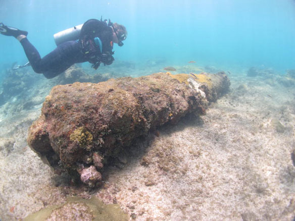 Capt. Kidd Shipwreck Site to Be Dedicated Living Museum of the Sea