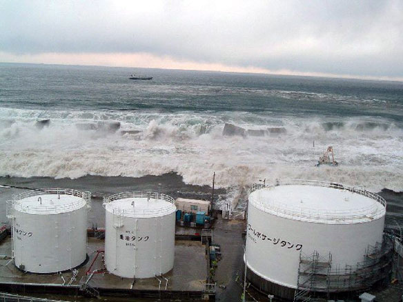 If it's safe, dump it in Tokyo. We in the Pacific don't want Japan's nuclear wastewater
