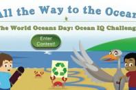 The World Oceans Day: Ocean IQ Challenge
