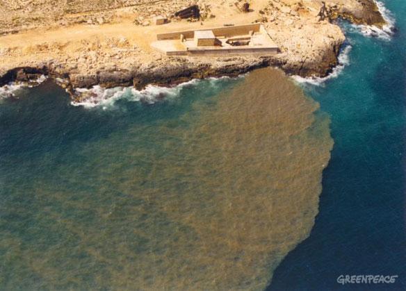 sewage mediterrannee