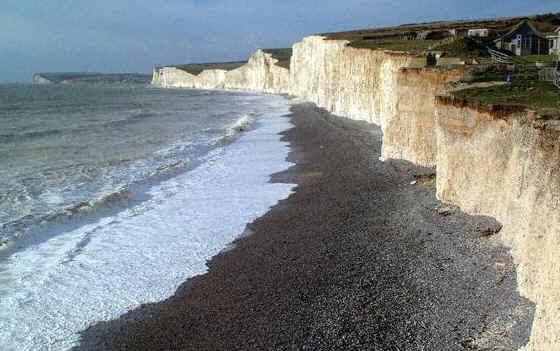 Weird Mini Tsunami Hits England's Coast