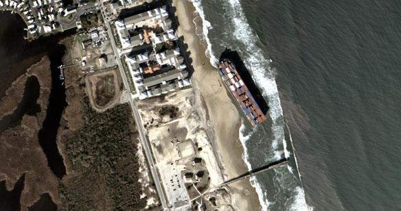 Sea level rise East Coast NOAA