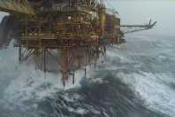 Oil and gas spills in North Sea every week