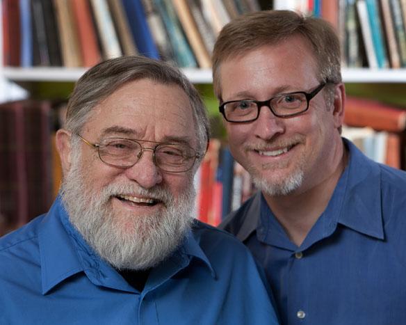 Orrin and Keith Pilkey