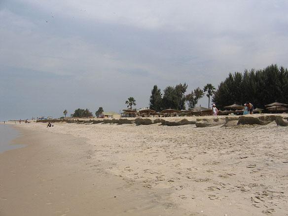 african coastal erosion