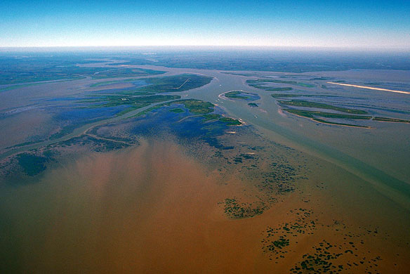 Atchafalaya delta