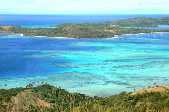 Cakaulevu Reef, Fiji