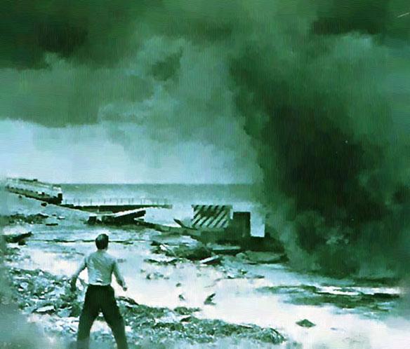 hurricane surprise