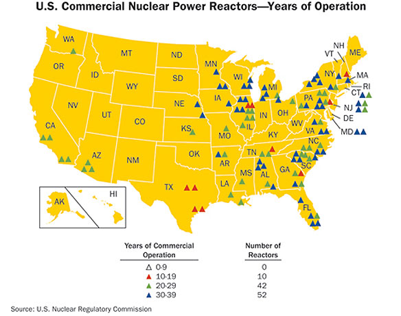 power-reactors-map-usa