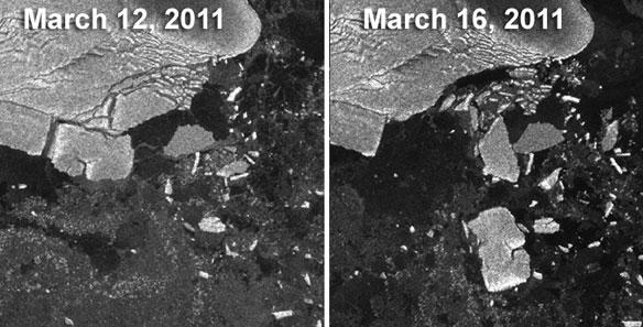 japan-tsunami-broke-iceberg