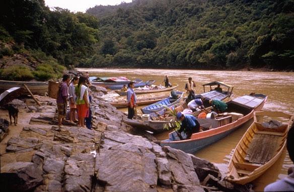 Malaysia's Borneo Tribes Lose Test Case Over Mega-Dam