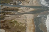 Aerial Photos of Outer Banks Show Coastal Damage from Hurricane Irene