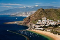 Ocean-Island Landslide At Tenerife: Onshore Record And Long-Term Effects