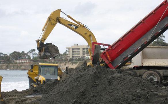 Economy Winner, Environment Loser in Renourishment