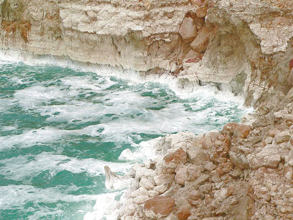 Dead Sea Protection Bill Pushed Ahead Of New 7 Wonders Competition