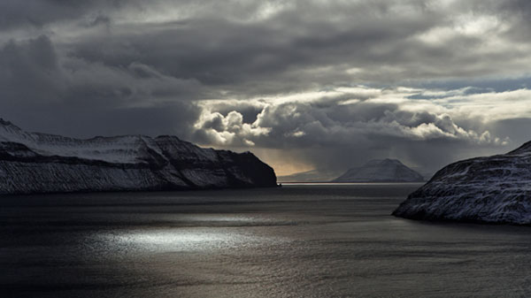 Island of Streymoy, Faroe Islands; By James Marcus Haney
