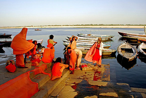 India Stems Tide Of Pollution Into Ganges River