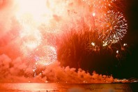 Rio Gears Up For Green Fireworks