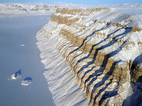 2010 Spike in Greenland Ice Loss Lifted Bedrock