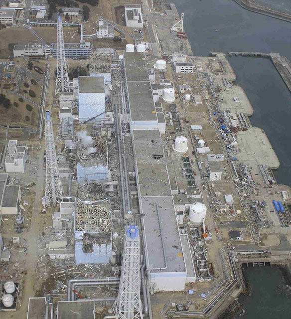 Japan Fukushima Plant Clean Up May Take 40 Years