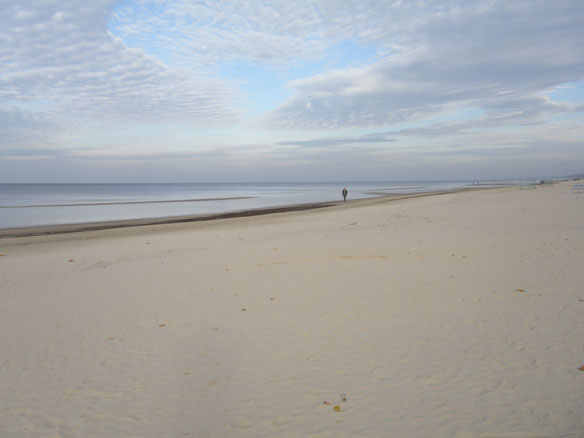 Jurmala Beach, Latvia; By Andrew Cooper
