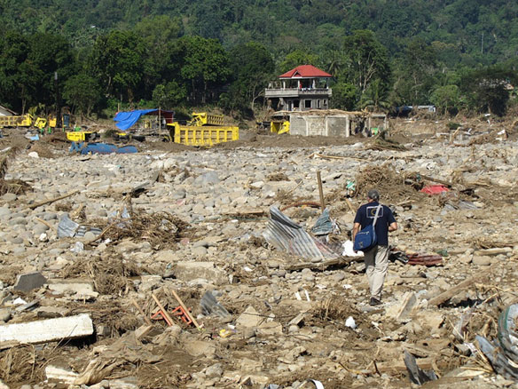 Philippines Floods: An Expected Shock