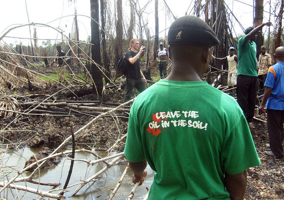 Oil pollution in Niger Delta: Environmental Assessment of Ogoniland Report; Unep