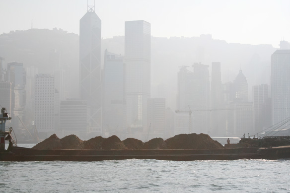 Illegal Sea Sand Dredging Leaves Behind Environmental Mess, China