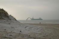 Dutch Unveil Plan In War Against The Sea: A Sandbar