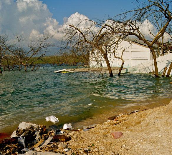 Haiti's Unnatural Floods