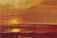 Morris Island Lighthouse & the Moving Beach; By Celie Dailey