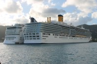 Cruise ship to provide '$2.1m undertaking' after Great Barrier Reef spill