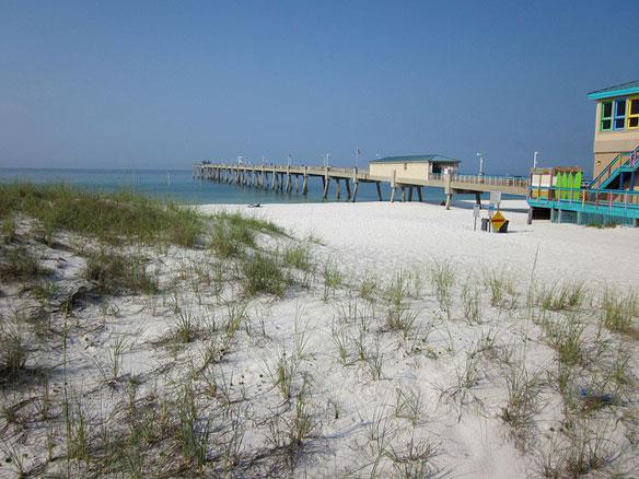 Okaloosa County Abolishes Beach Renourishment