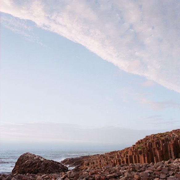Giant's Causeway, Northern Ireland; By Liz Lantz