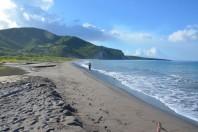 Isles Bay Beach, Montserrat; Katie Peek & Robert Young