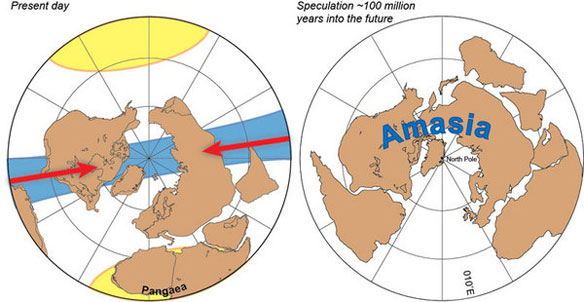 How Earth's Next Supercontinent Will Form