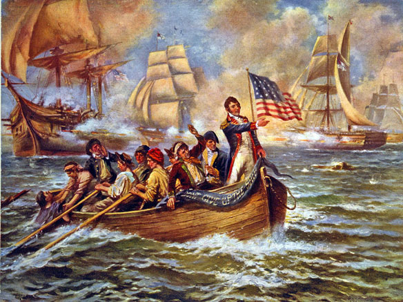 Researchers Probe 200-Year-Old Shipwreck off Rhode Island Coast