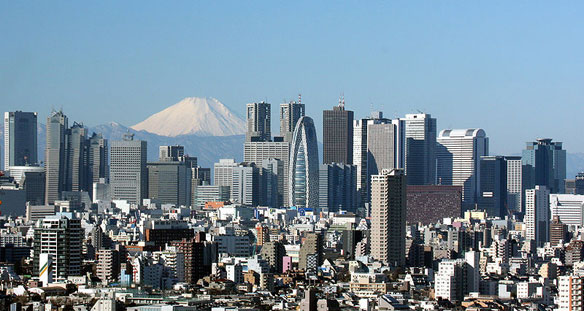 Clues to Tokyo's Great Quakes Uncovered