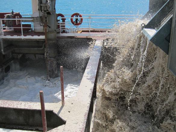 dredging-sand