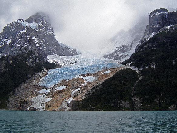 Precipitation Impacts Glacial Melt