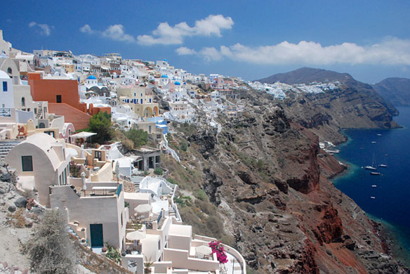 Santorini Shows Signs of Volcanic Unrest, Greece