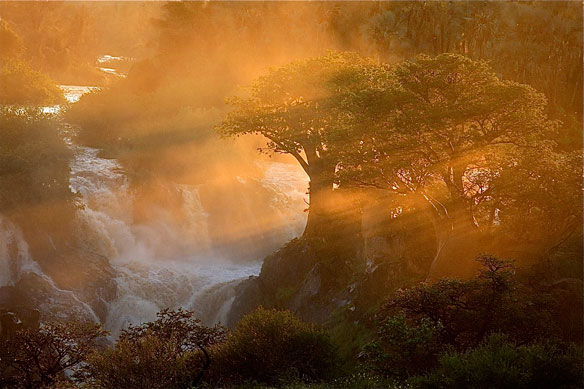 Epupa Falls; By Mark Magidson