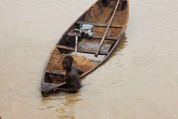 Nigeria: Continuous Sand Mining and Dredging Cause Concerns
